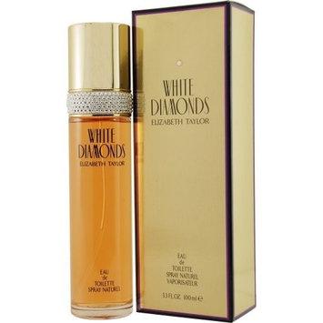 WHITE DIAMONDS® by Elizabeth Taylor Fragrance for Women (EDT SPRAY 3.3 OZ)