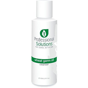 Wheat Germ Oil Cleansers - effectively cleanses and rejuvenates dehydrated skin