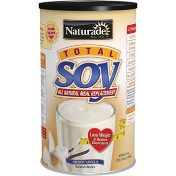 Naturade Total Soy Meal Replacement French Vanilla - 2 lbs - HSG-919894
