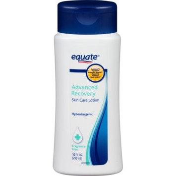 Equate Advanced Recovery Skin Care Lotion, 10 fl oz