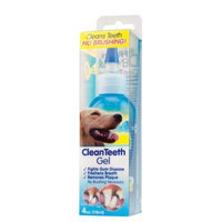 Naturel Promise Clean Teeth Gel For Cleaning Pets Teeth