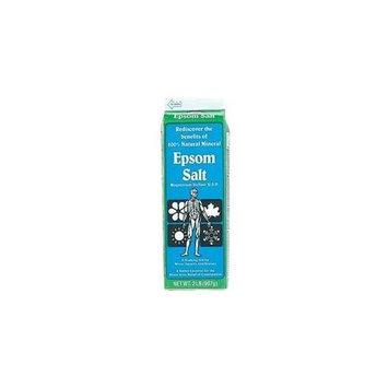Bulk Buys Aaron White Mountain Epsom Salt 2lb