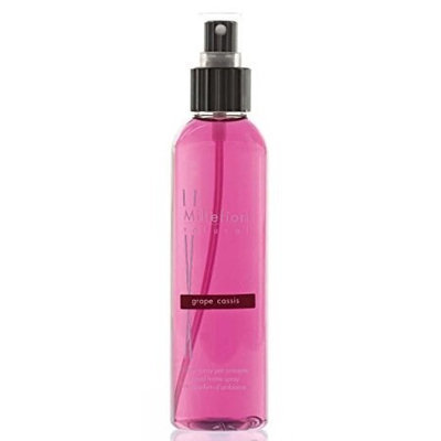 Millefiori Natural Scented Home Spray Grape Cassis 150Ml/5Oz