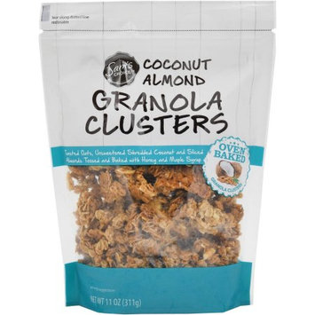 Sam's Choice Coconut Almond Granola Clusters, 11 oz