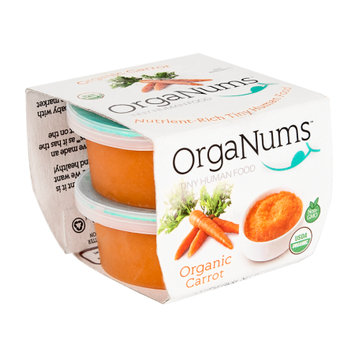 Organums Organic Carrot Apple