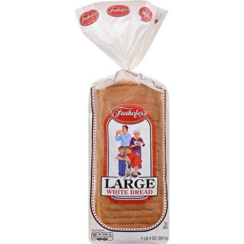 Freihofer, Large White Bread, 20 oz