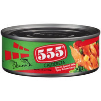 555 125077 4.9 oz. Tuna Flake Caldereta
