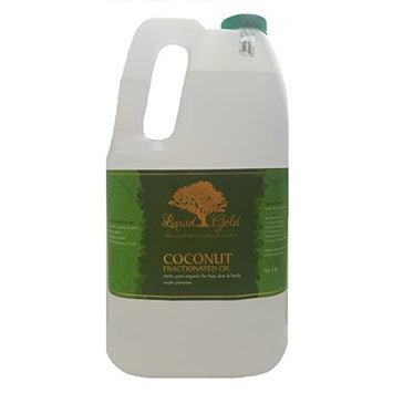 Gallon Premium Fractionated Coconut Oil Hair Skin Care Moisturizer Massage