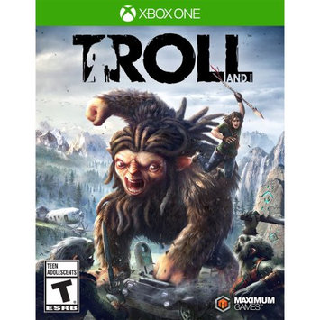Maximum Family Games Troll and I - Preowned (XBX1)