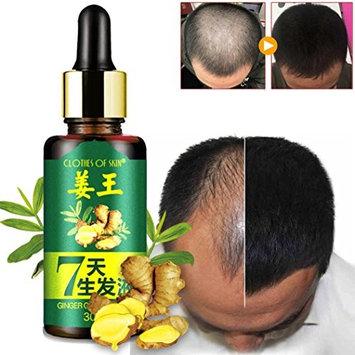 Creazy Hair Growth Essence liquid Fast Hair Growth Natural Hair Loss Treatment