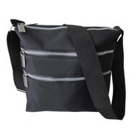 290-CBMF Roberto Amee Microfiber Cross Body Bag