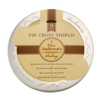 Mrs. Anderson's Baking Pie Crust Shield, 9-Inch