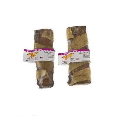 Jones Natural Chews Co. Jones Natural Chews Beef Rib Roller Dog Treat