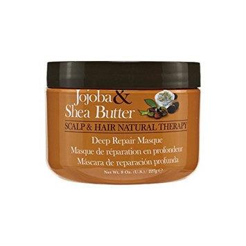 Hair Chemist Jojoba & Shea Butter Deep Repair Masque 8oz