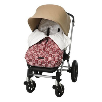 *Fall 2011 Collection* Petunia Pickle Bottom Stroller Snuggler Stroll - Travel Through Tivoli : Diaper Tote Bags : Baby