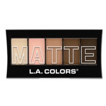 L.A. Girl L.A. Colors Matte Eyeshadow - Tan Khaki