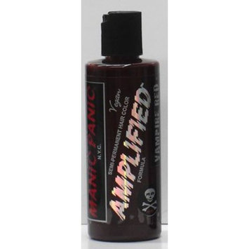 Manic Panic Amplified 4-ounce Semi Permanent Hair Color Vampire Red