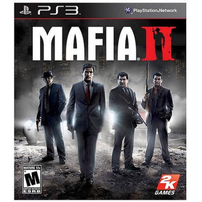 D3 Publisher Mafia Ii (PS3) - Pre-Owned