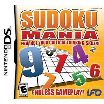 Sudoku Mania Nintendo DS game UFO Interactive