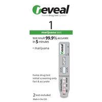 REVEAL HomeChek Marijuana At Home Drug Test Kit