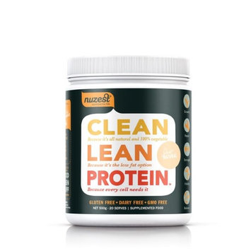 Clean Lean Protein Just Natural NuZest 17.6 oz Powder