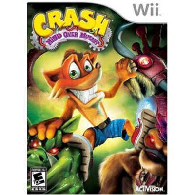 Nintendo Crash: Mind Over Mutant (Wii)