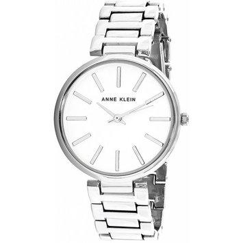 Anne Klein Women's AK-2787SVSV Silver Stainless-Steel Japanese Quartz Fashion Watch