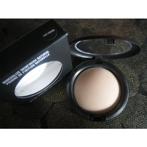 MAC Mineralize Skinfinish Natural Face Powder LIGHT MEDIUM