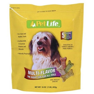 Sunshine Mills 2 Packs PE 6LB Dog Bisc Treats