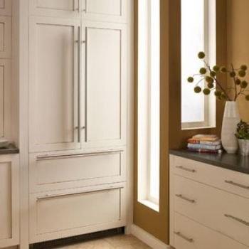 Liebherr HC2062 36 Fully Integrated French Door Refrigerator