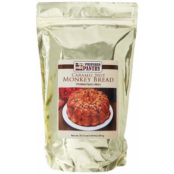 The Prepared Pantry Caramel Nut Monkey Bread Mix, 37.5 Ounce
