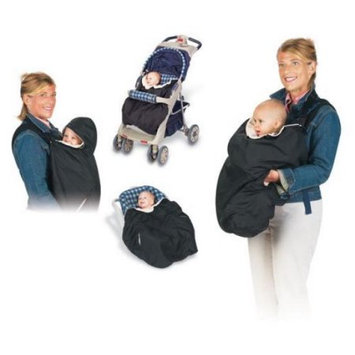 Jolly Jumper Snuggle Cover - Black