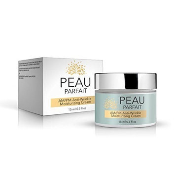 Peau Parfait AM/PM-Day and Night Ultimate Luxury Revitalizing Moisturizer- Age Defying Formula- Designed to Deeply Hydrate- Fill Fine Lines- Minimize the Signs of Aging- Even Complexion (15ML size)