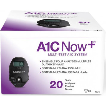 Multi-Test A1C System ''1 Count, 20 Tests'' 4 Pack