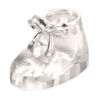 FavorWarehouse Choice Crystal By Fashioncraft - Baby Shoe []
