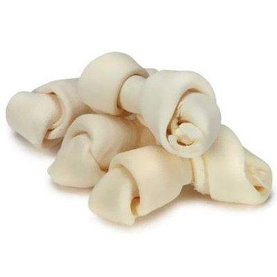 Ranch Rewards Natural Rawhide Bones 4 - 5