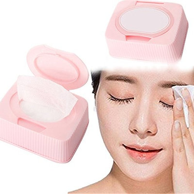 Zinnor Deep Cleansing Makeup Remover Cotton Discharge Cotton Pads Wipes For Makeup Care Tools Pumping Paper Style Cotton Pad
