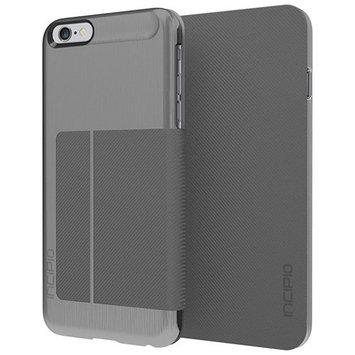 Incipio Highland Carrying Case (Folio) for iPhone - Gunmetal, Gray