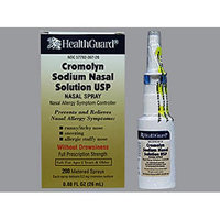 Healthguard Comolyn Sodium Nasal Solution - .88 oz