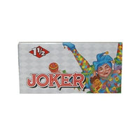 1 1/2 Joker Finest Quality Cigarette Papers 3 Booklets