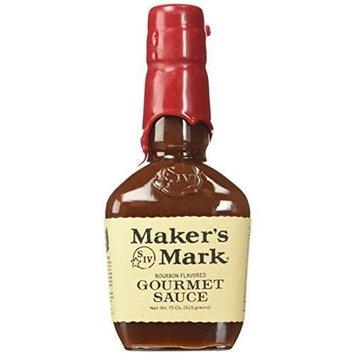 Maker's Mark Gourmet Sauce, 15 Ounce