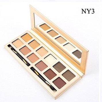 Creazy Fashion 12 Colors Eyeshadow Palette Luxury Golden Matte Nude Eye Shadow Palettes