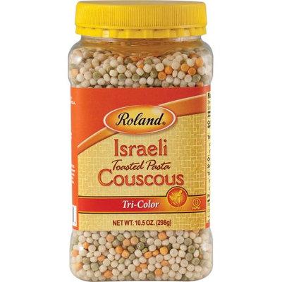 Roland Tri-Color Israeli Couscous, 10.5 Oz
