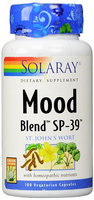 Solaray Mood Blend SP-39 100 Vegetarian Capsules