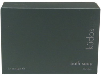 Kudos Spa Bath Soap Bar Lot of 2oz Bars. Total of 8oz (Pack of 4)