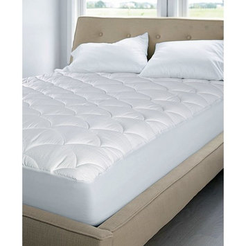 Cotton Damask Dot Dual Action Mattress Pad Collection