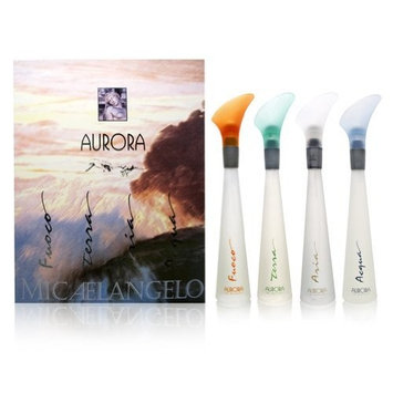 Aurora by Micaelangelo for Women 4 Piece Fragrance Collection