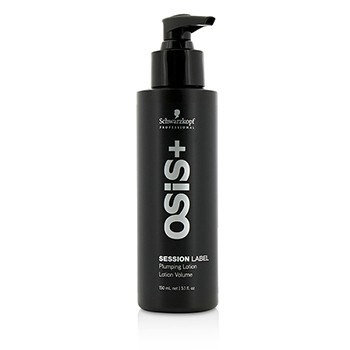 Schwarzkopf Osis+ Session Label Plumping Lotion 150Ml/5.1Oz