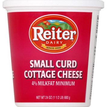 Reiter 4% Cottage Cheese Sm Curd 24 Oz