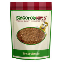 Sincerely Nuts Brown Flax Seeds, 3.5 LB Bag